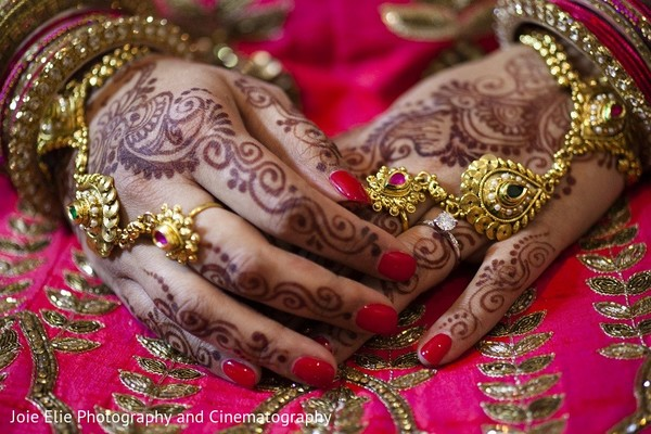 Mehndi in Cinnaminson, NJ Indian Wedding by Joie Elie Photography & Cinematography