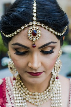Sensational Inspiration Photo Gallery Indian Weddings Indian Bridal Hair Hairstyle Inspiration Daily Dogsangcom