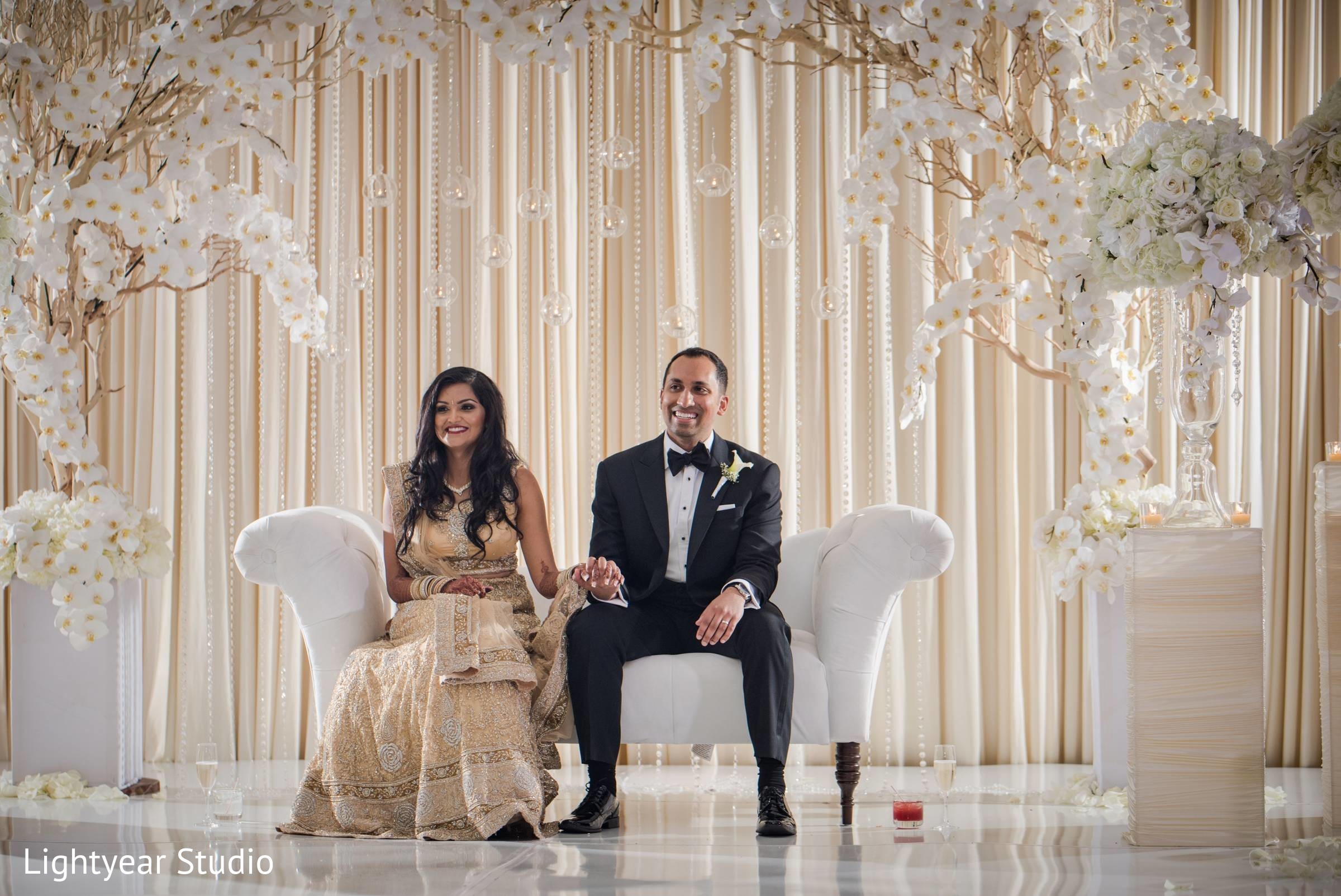 Whippany, NJ Indian Wedding by Lightyear Studio