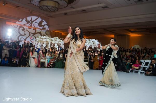 Reception in Whippany, NJ Indian Wedding by Lightyear Studio
