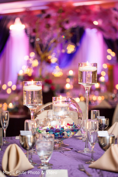 Floral & Decor in Mahwah, NJ Indian Fusion Wedding by Magic Flute Photo & Video