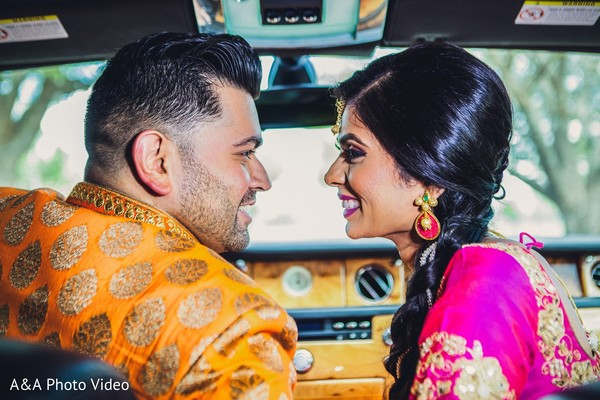 Pre-Wedding Portrait in Parker, TX Indian Wedding by A&A Photo Video