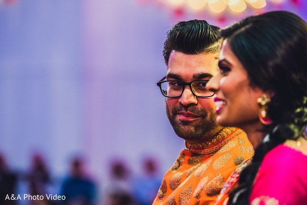 Pre-Wedding Celebration in Parker, TX Indian Wedding by A&A Photo Video