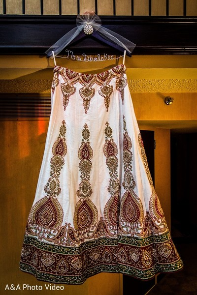 Bridal Fashion in Parker, TX Indian Wedding by A&A Photo Video