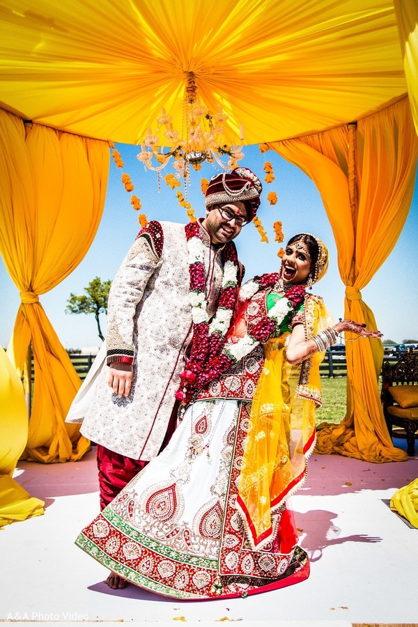 Photo in Parker, TX Indian Wedding by A&A Photo Video