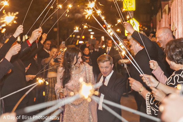 Walima in New York, NY Pakistani Fusion Wedding by A Day of Bliss Wedding Photography