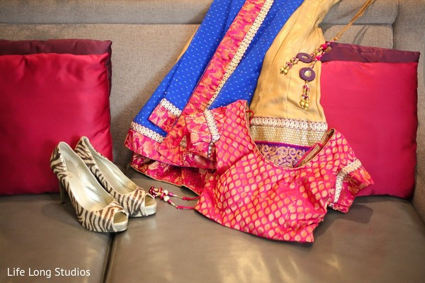 Bridal Fashion in Styled Indian Wedding Inspiration Shoot by Life Long Studios