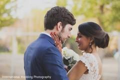 fusion wedding,fusion indian wedding,wedding portrait,updo