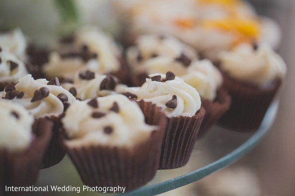 Cakes & Treats in Sacramento, CA Indian Fusion Wedding by International Wedding Photography