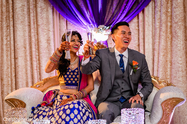 fusion wedding,fusion indian wedding,reception,indian wedding reception