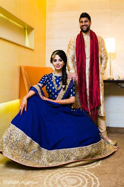 Sangeet in Ludhiana, India Sikh Wedding by Rish Photography