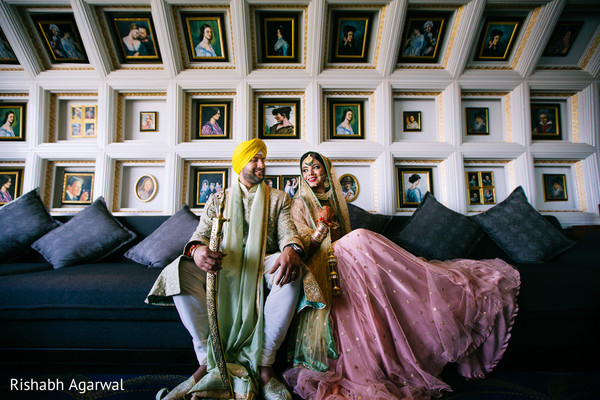 sikh wedding,indian wedding,wedding portrait