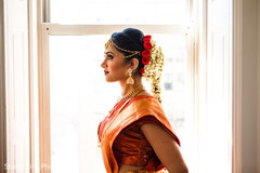 indian bride,wedding sari,indian bridal,indian bridal portrait,south indian bride,south indian bridal hair