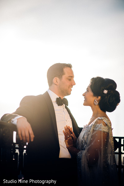 Fusion wedding, ceremony in Philadelphia, PA Indian Fusion Wedding by Studio Nine Photography