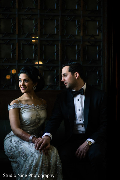 Fusion wedding, ceremony in Philadelphia, PA Indian Fusion Wedding by Studio Nine Photography