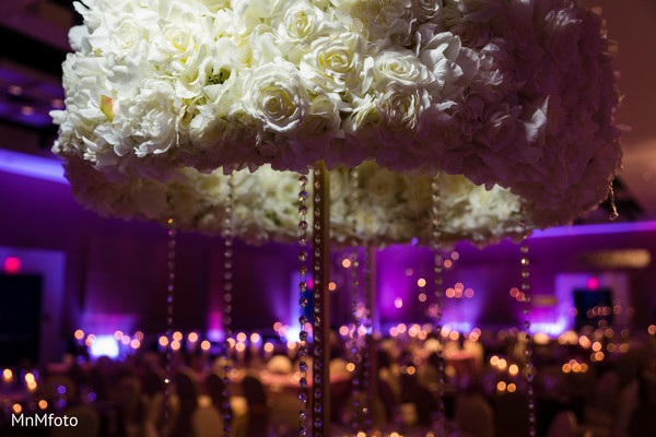 Floral & Decor in Sugar Land, TX Indian Wedding by MnMfoto