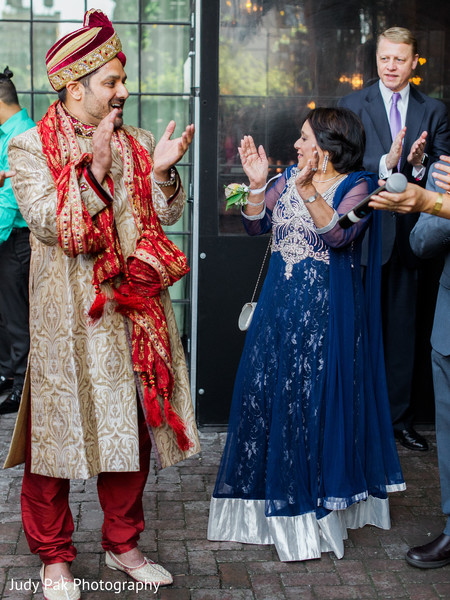 baraat,baraat ceremony,indian bridegroom,fusion wedding,fusion indian wedding,indian groom