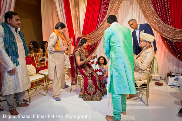 Ceremony in Lewisville, TX Indian Wedding by PMistry Events/Digital Shaadi Weddings