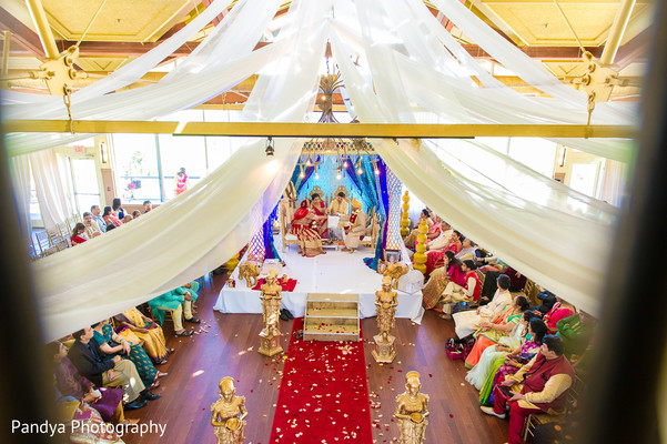 Indian wedding ceremony in Jersey City, NJ Indian Wedding by Pandya Photography