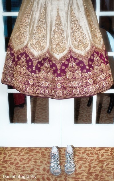 Photo in Downers Grove, IL Hindu-Sikh Fusion Wedding by Dars Photography