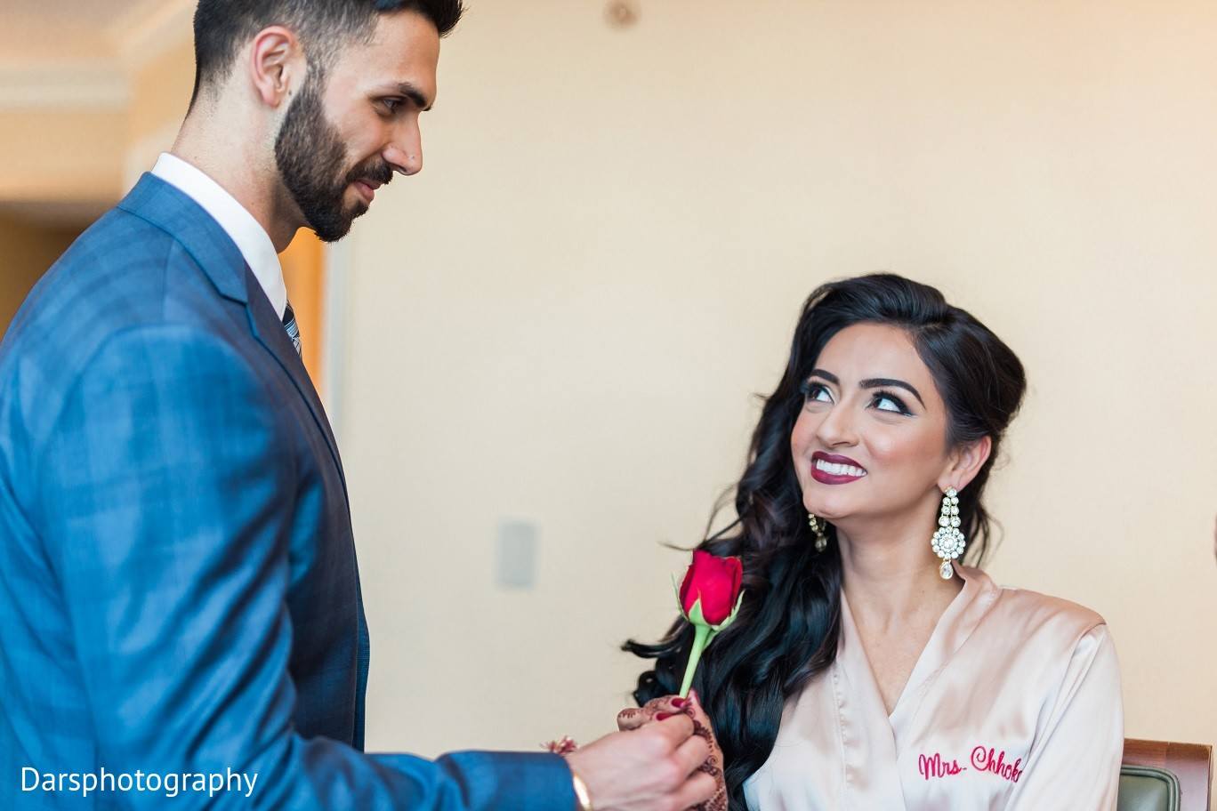 Downers Grove, IL Hindu-Sikh Fusion Wedding by Dars Photography ...