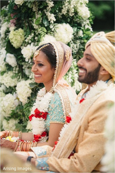 Indian wedding in Detroit, MI Indian Wedding by Arising Images