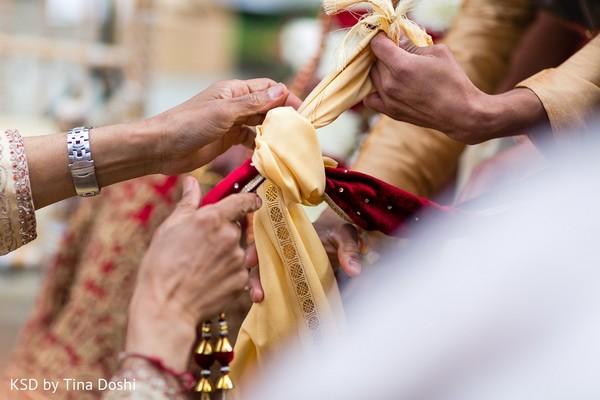 Photo in Livingston, NJ Indian Fusion Wedding by KSD Weddings