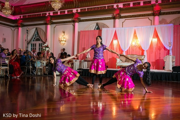 Photo in Livingston, NJ Indian Fusion Wedding by KSD Weddings
