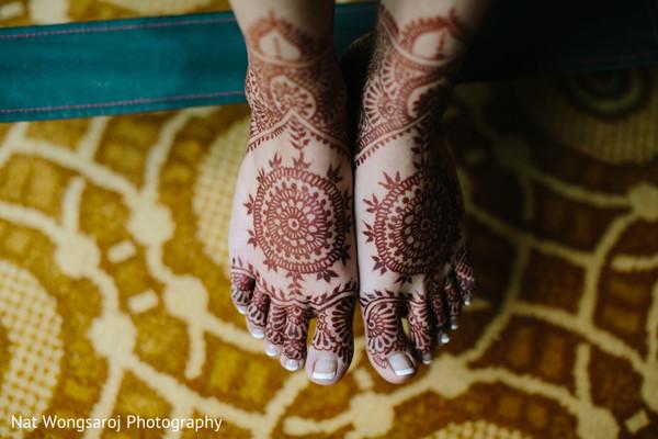 Mehndi in Arlington, VA Indian-Pakistani Fusion Wedding by Nat Wongsaroj Photography
