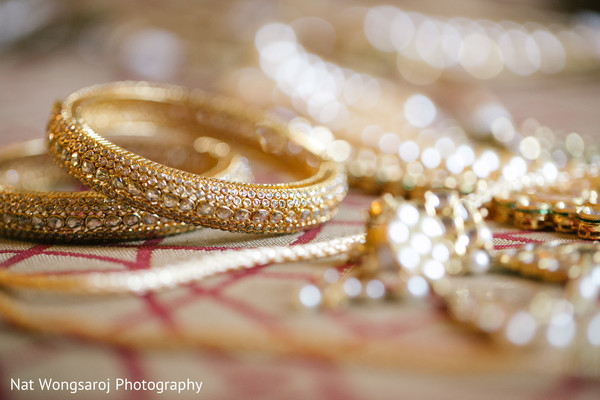 Bridal Jewelry in Arlington, VA Indian-Pakistani Fusion Wedding by Nat Wongsaroj Photography
