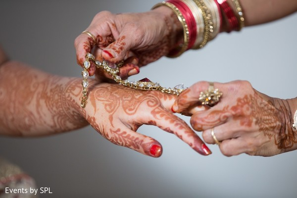 Getting Ready in Savannah, GA Indian Wedding by Events by SPL