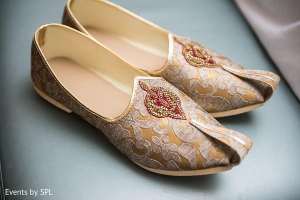 Groom Fashion in Savannah, GA Indian Wedding by Events by SPL