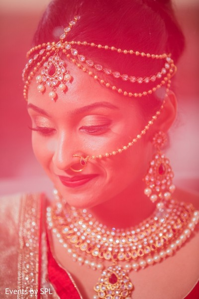 Getting Ready in Savannah, GA Indian Wedding by Events by SPL