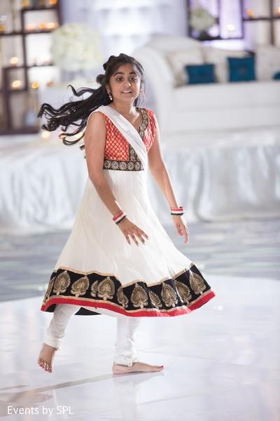 Reception in Savannah, GA Indian Wedding by Events by SPL