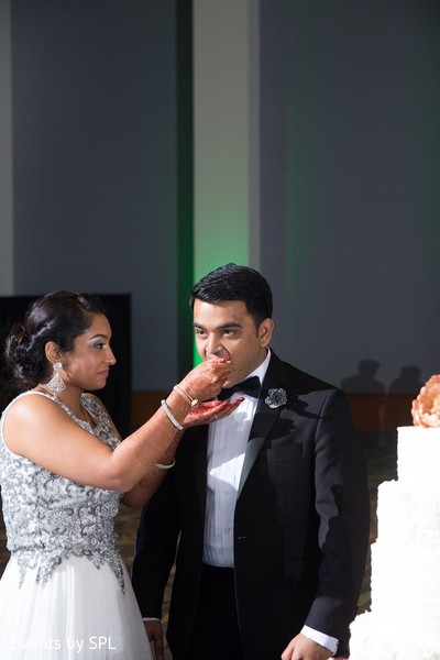 Reception in Savannah, GA Indian Wedding by Events by SPL