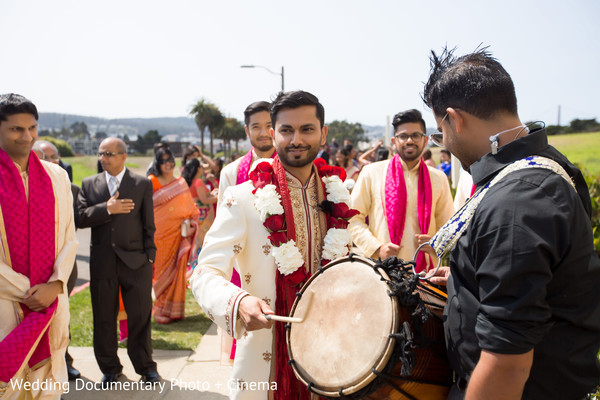 Baraat in San Francisco, CA Indian Fusion Wedding by Wedding Documentary Photo + Cinema