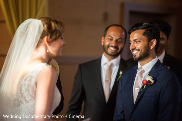 Christian wedding in San Francisco, CA Indian Fusion Wedding by Wedding Documentary Photo + Cinema