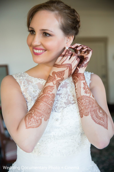 Getting ready in San Francisco, CA Indian Fusion Wedding by Wedding Documentary Photo + Cinema