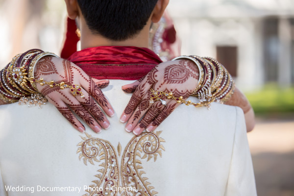 Indian wedding portraits in San Francisco, CA Indian Fusion Wedding by Wedding Documentary Photo + Cinema