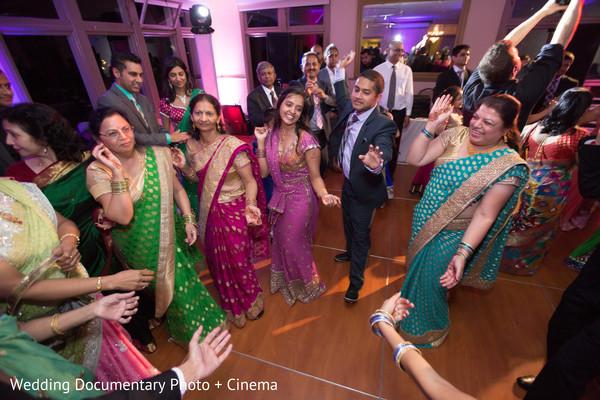 Reception in San Francisco, CA Indian Fusion Wedding by Wedding Documentary Photo + Cinema
