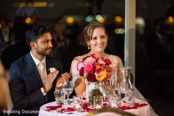 Reception in San Francisco, CA Indian Fusion Wedding by Wedding Documentary Photo + Cinema
