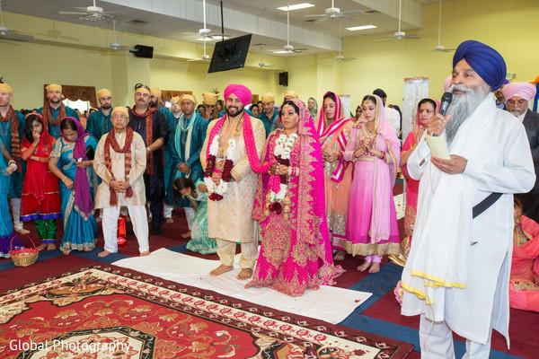 Sikh ceremony in Visalia, CA Sikh Wedding by Global Photography