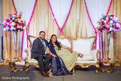 indian reception portraits,indian wedding reception portraits