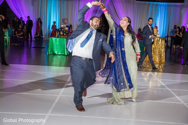 Indian wedding reception in Visalia, CA Sikh Wedding by Global Photography