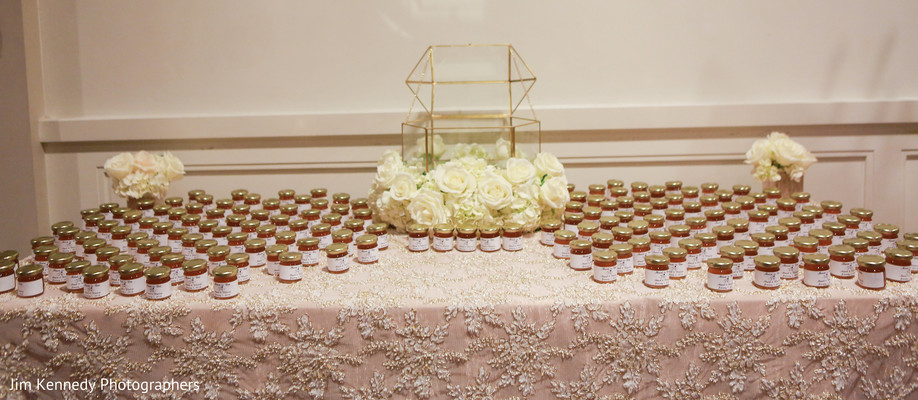 Favors in Yorba Linda, CA South Asian Wedding by Jim Kennedy Photographers