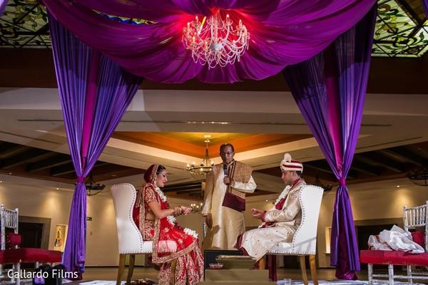 Indian wedding in Riviera Maya, Mexico Destination Fusion Indian Wedding by Gallardo Films