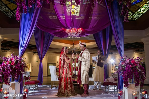 Indian wedding in Riviera Maya, Mexico Destination Fusion Indian Wedding by Gallardo Films