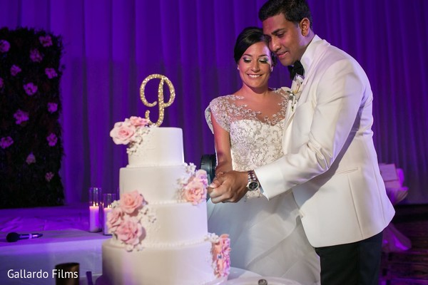 Reception in Riviera Maya, Mexico Destination Fusion Indian Wedding by Gallardo Films