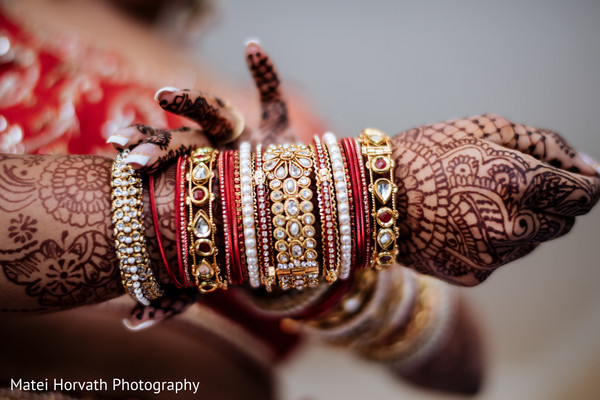 Churis in Huntington Beach, CA Indian Wedding by Matei Horvath Photography