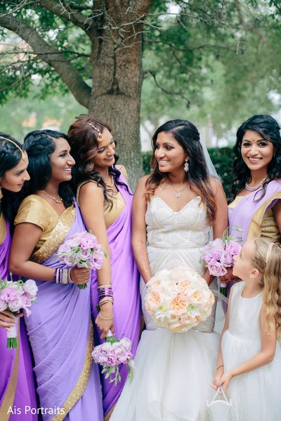 bridal party,bridesmaids